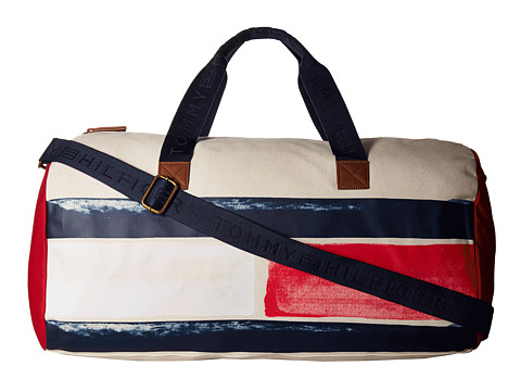 TOMMY HILFIGER Simon Duffel at 6PM.COM