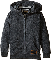 Quiksilver Kids - Keller Zip Fleece Top (Toddler/Little Kids)