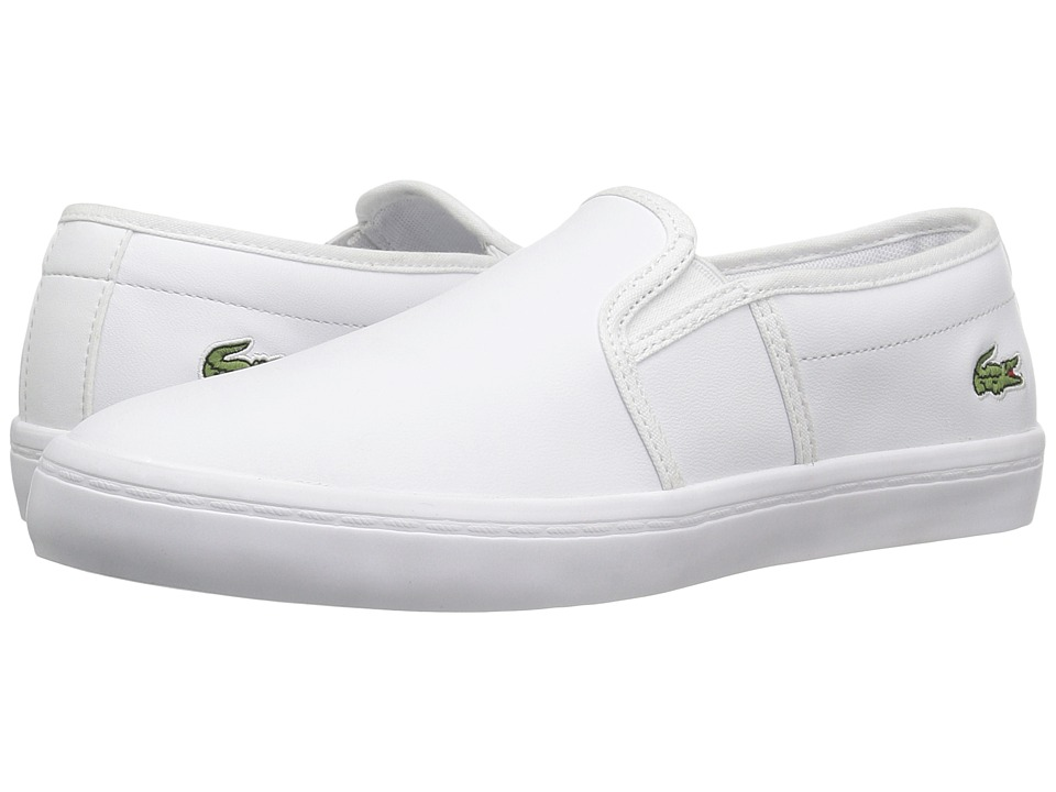 Lacoste Gazon BL 1 (White) Women