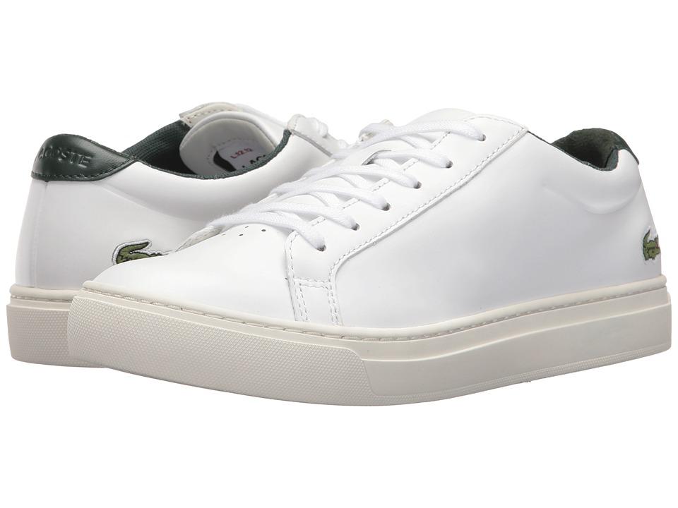Lacoste L.12.12 117 3 (White/Green) Women