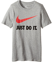 Nike Kids - JDI Swoosh Tee (Little Kids/Big Kids)