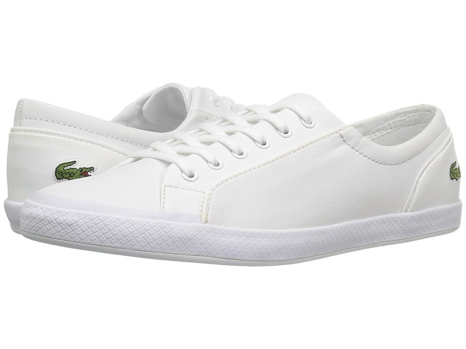 Lacoste - Lancelle BL 1 (White) Womens Shoes
