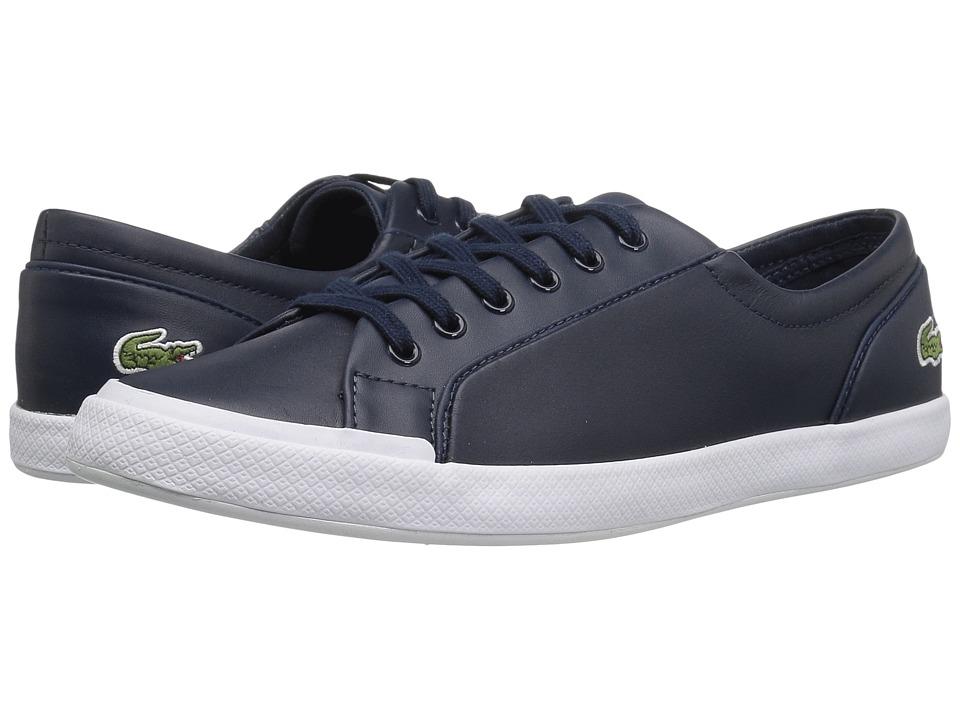Lacoste Lancelle BL 1 (Navy) Women's Shoes