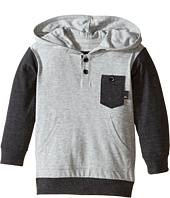 Quiksilver Kids - Guitar Magic Knit Top (Toddler/Little Kids)