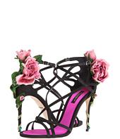 Dolce & Gabbana - Satin Keira Sandal