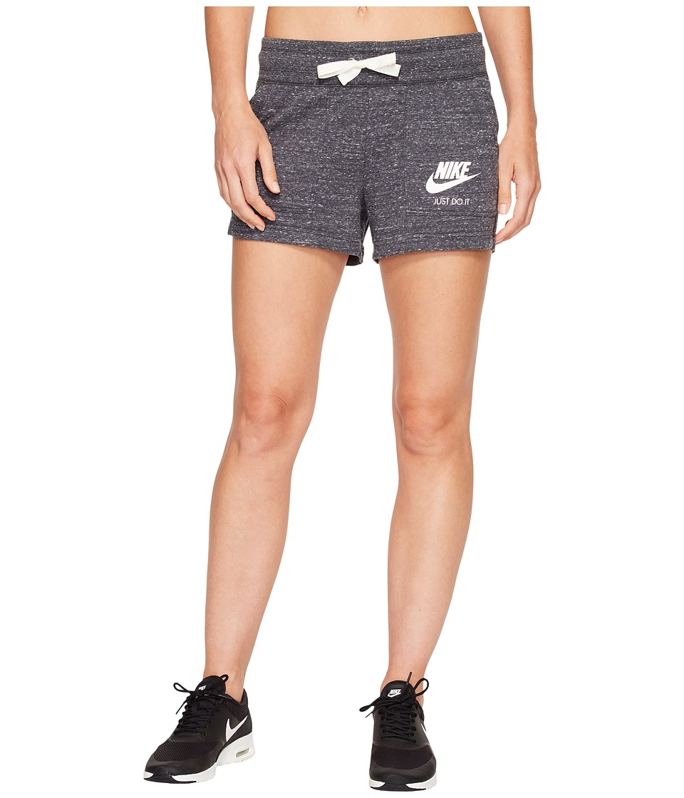 Nike Sportswear Gym Vintage Short (Anthracite/Sail) Women