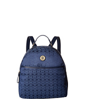 Tommy Hilfiger - Alena Dome Backpack Mono Jacquard