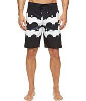 O'Neill - Hyperfreak Brooklyn Clouds Superfreak Series Boardshorts