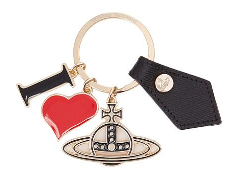 Vivienne Westwood I Love Orb Gadget Key Ring