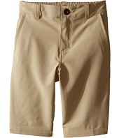 Quiksilver Kids - Solid Amphibian Walkshorts (Toddler/Little Kids)