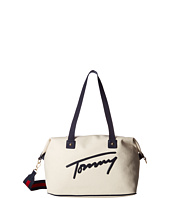 Tommy Hilfiger - Tommy Script Weekender Canvas