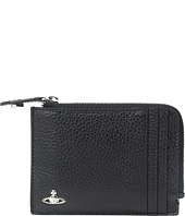 Vivienne Westwood - Milano Zip Credit Card Holder