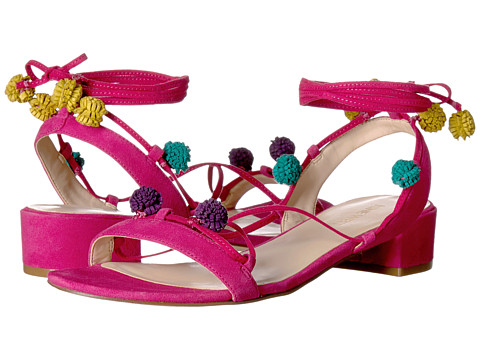 Nine West Rizzah - Pink Suede