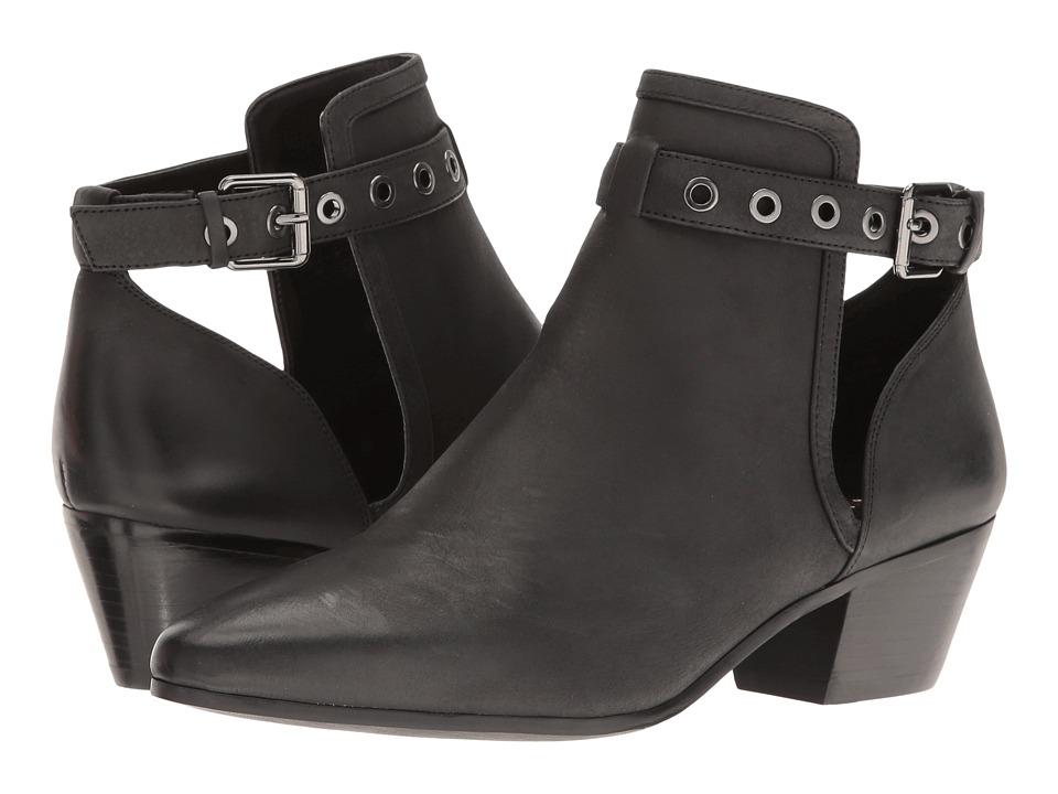 Nine West Loyal (Black Leather) Women