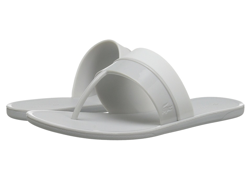 Lacoste Promenade Ace 117 1 (Light Grey/White) Women