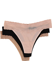 Natori - Bliss Perfection Thong 3-Pack