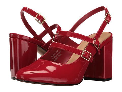 Bella-Vita Nessa II - Red Patent