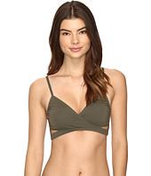 Vince Camuto - Fiji Solids Wrap Bikini Top