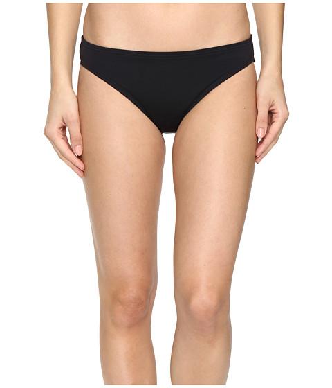 Vince Camuto Fiji Solids Classic Bikini Bottom - Black