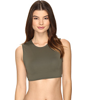 Vince Camuto - Fiji Solids Strappy Cropped Bikini Top