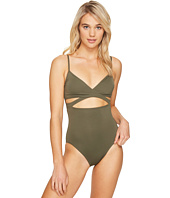 Vince Camuto - Fiji Solids Wrap One-Piece