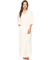 Vince Camuto - Fiji Solids V-Neck Maxi Caftan Cover-Up