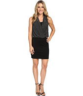 Karen Kane - Drape Front Dress