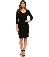 Karen Kane - Peplum Sweater Dress