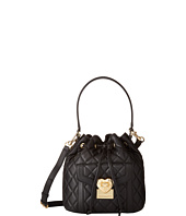 LOVE Moschino - Heart Quilted Bucket Bag