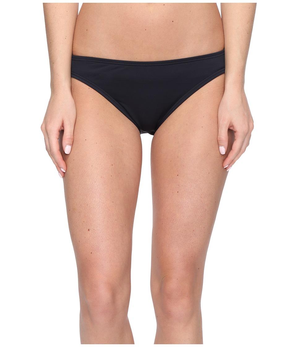 MICHAEL Michael Kors Villa Del Mar Classic Bikini Bottom (Black)