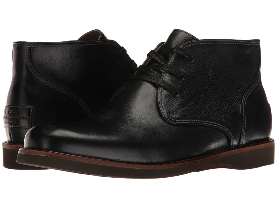 John Varvatos Brooklyn Chukka (Black) Men