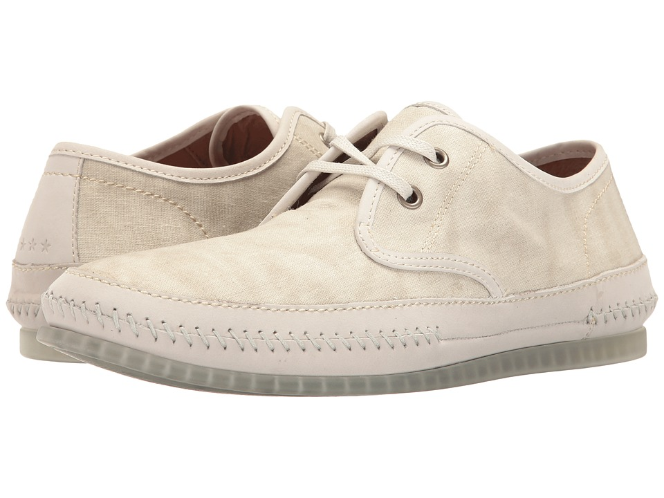 John Varvatos Hester Lace-Up (Pearl Grey) Men