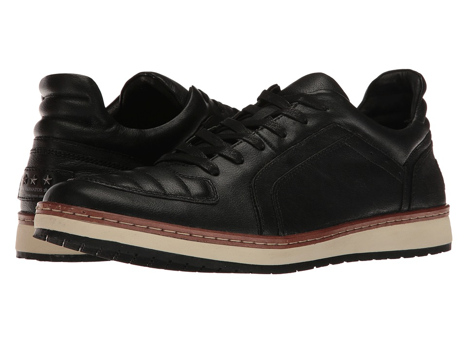 John Varvatos Barrett Creeper Low (Black) Men