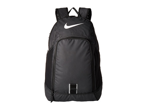 Nike Alpha Adapt Rev Backpack - Black/Black/White