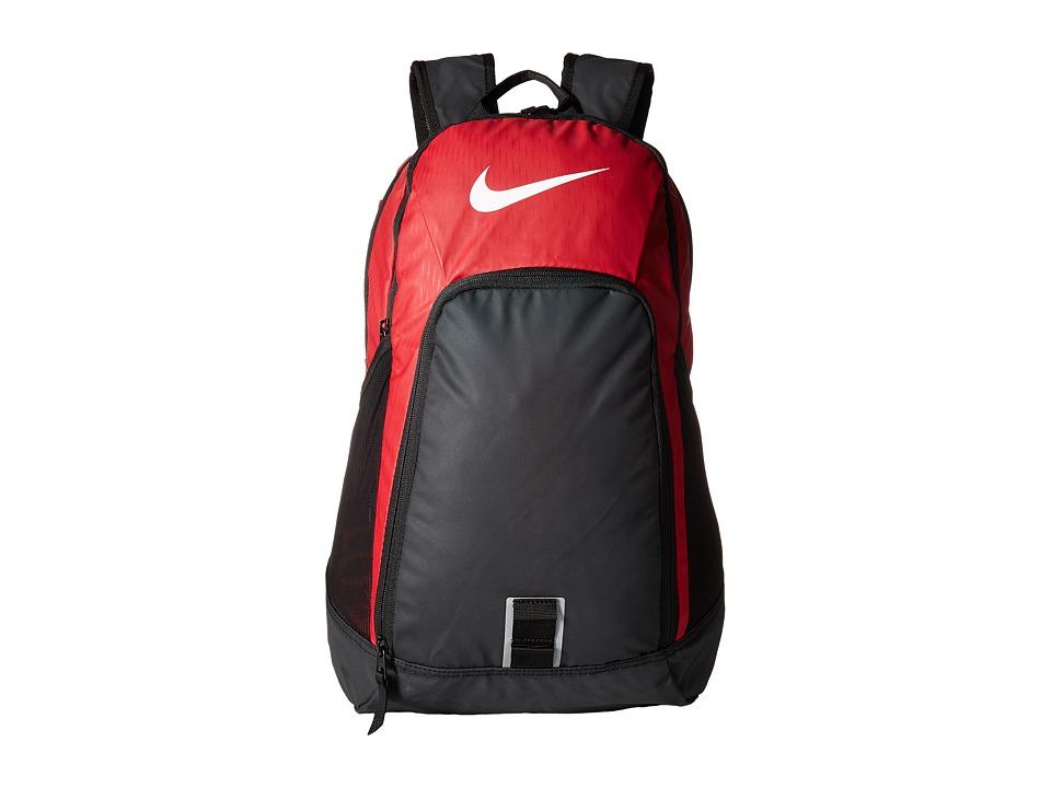 Nike Alpha Adapt Rev Backpack (Gym Red/Black/White) Backpack Bags
