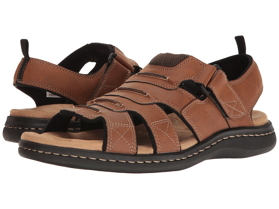 Dockers Shorewood Fisherman Sandal (Carmel) Men