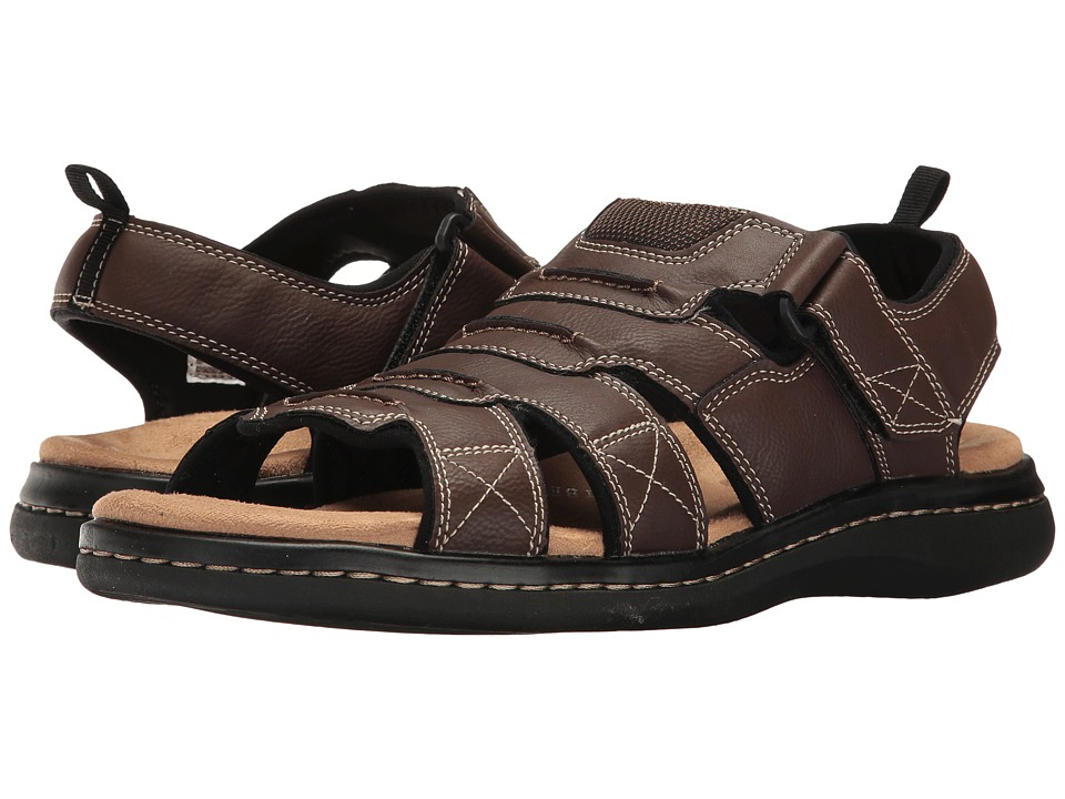 Dockers Shorewood Fisherman Sandal (Briar) Men