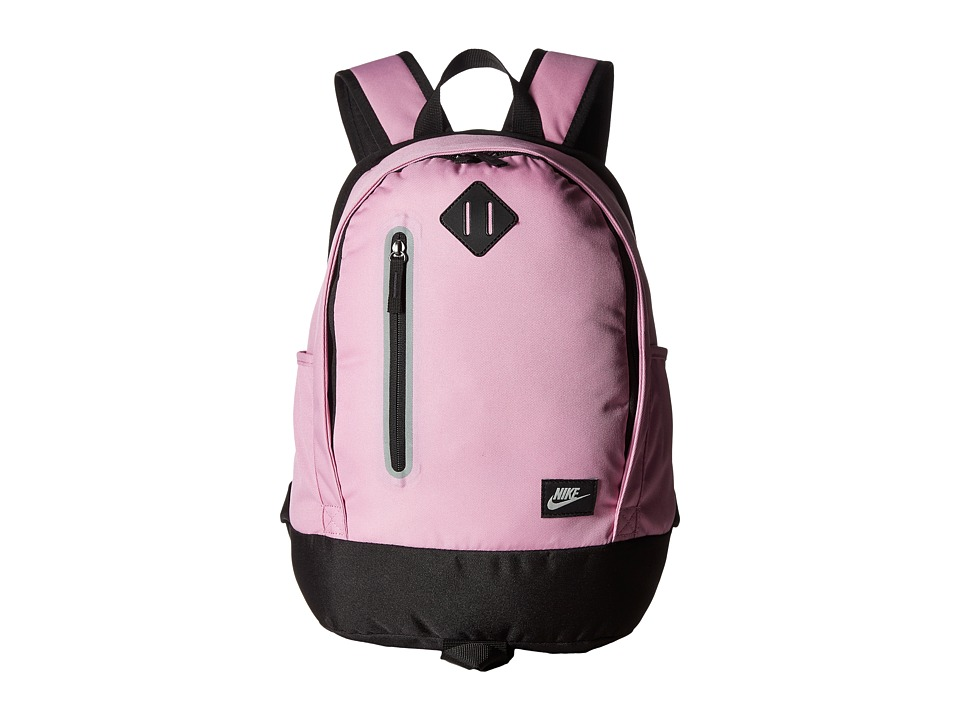 Nike Young Athletes Cheyenne Solid Backpack (Orchid/Black/Matte Silver) Backpack Bags