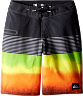 Quiksilver Kids - Division Remix Vee 18 Boardshorts (Big Kids)