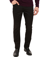 Perry Ellis - Slim Fit Five-Pocket Twill Pants
