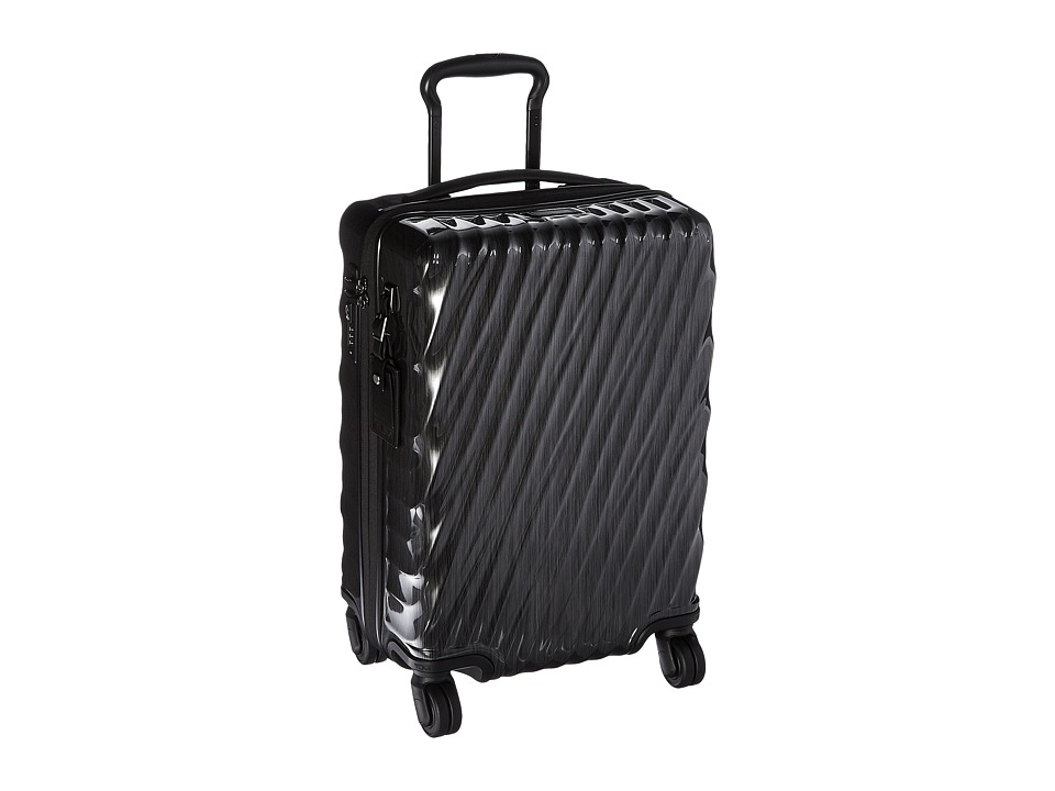Tumi 19 Degree International Carry-On (Black) Carry on Luggage