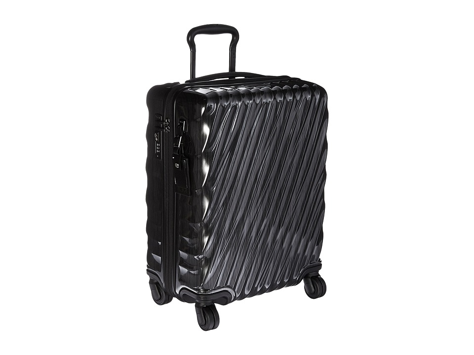 Tumi 19 Degree Continental Carry-On (Black) Carry on Luggage