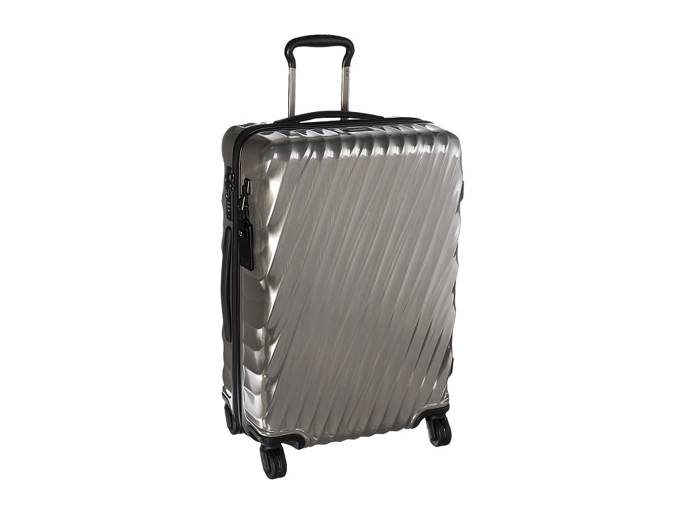 Tumi - 19 Degree Short Trip Packing Case (Silver) Luggage