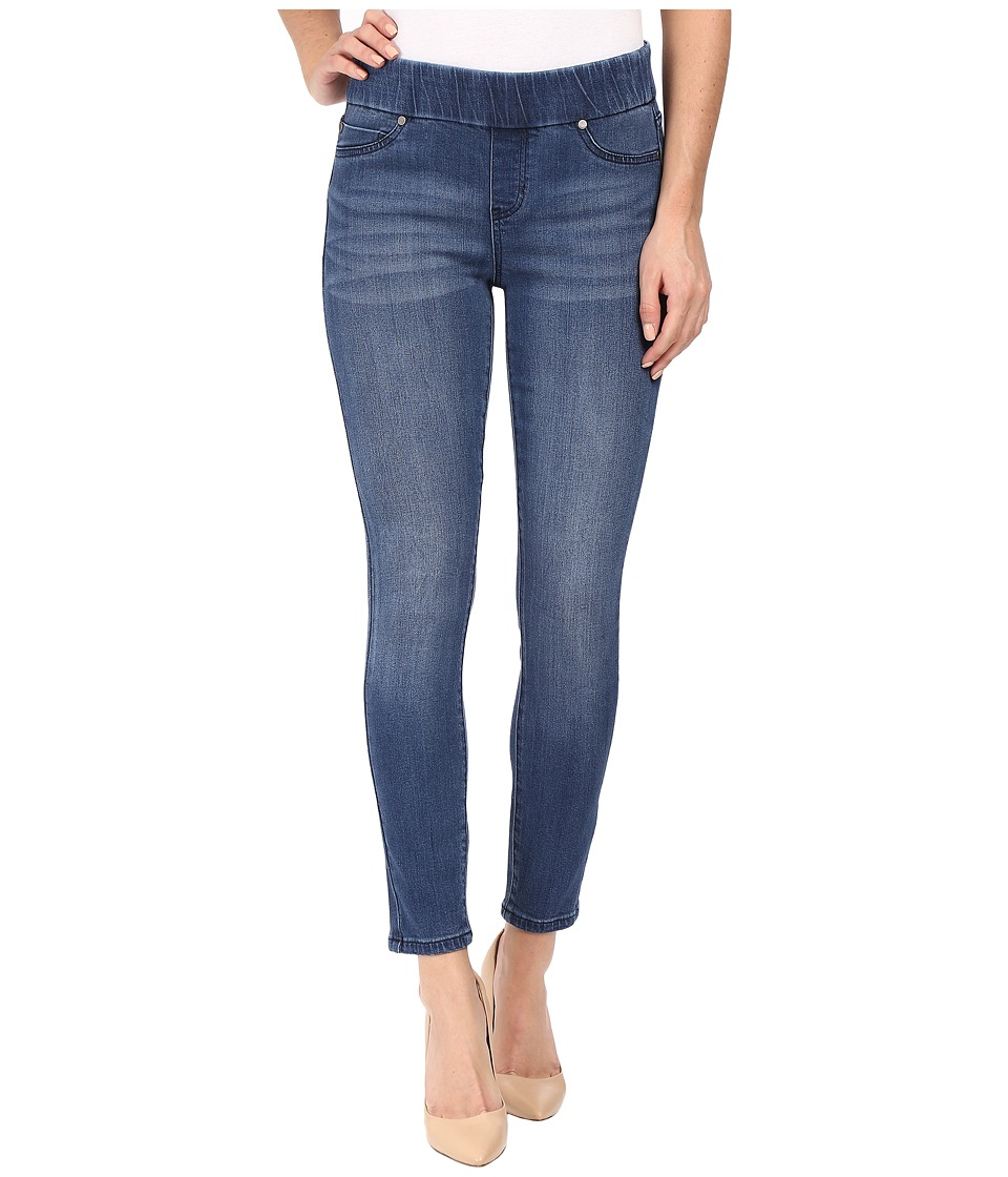 Liverpool - Sienna Ankle Leggings in Waverly Wash/Indigo (Waverly Wash/Indigo) Womens Jeans