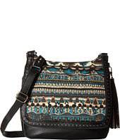 Sakroots - Artist Circle Seni Flap Crossbody
