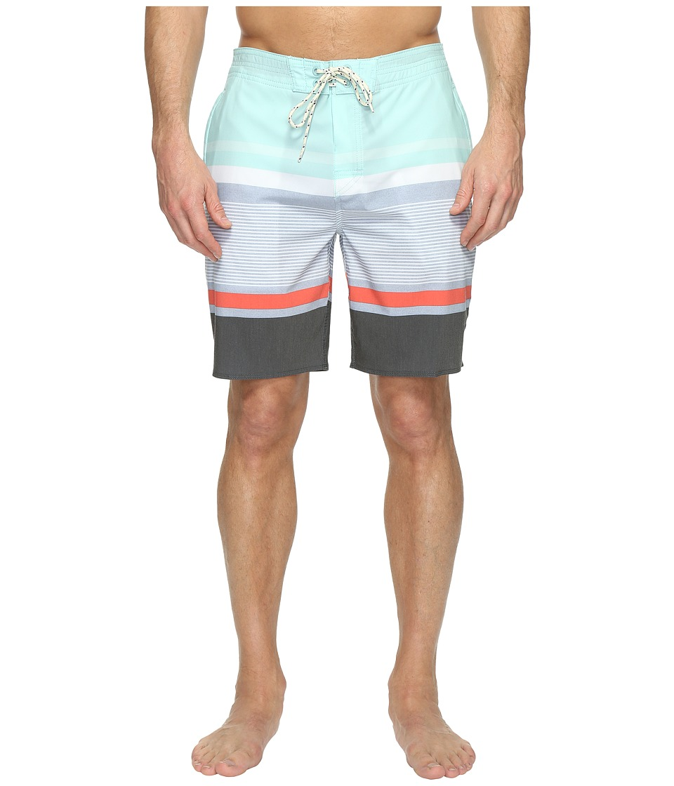 Rip Curl Rapture Layday Boardshorts (Teal) Men