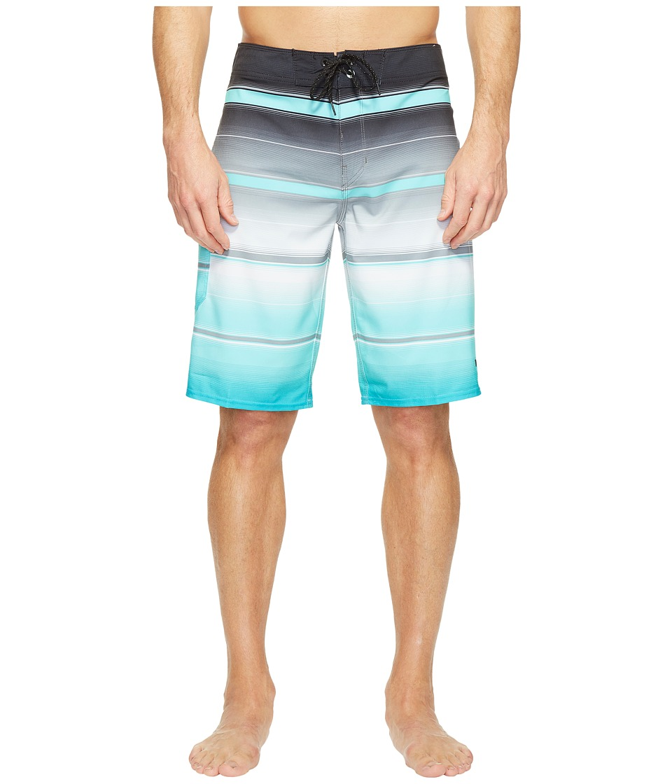 Billabong All Day X Stripe Boardshorts (Black) Men