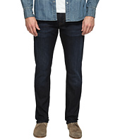 Mavi Jeans - Marcus Regular Rise Slim Straight Leg in Rinse Brushed Williamsburg