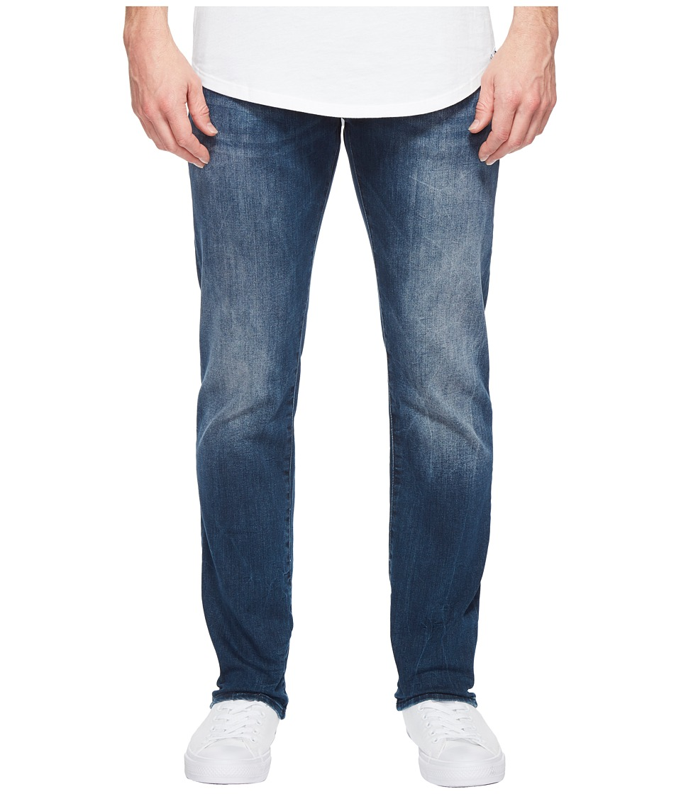 Mavi Jeans - Zach Regular Rise Straight Leg in Foggy Williamsburg