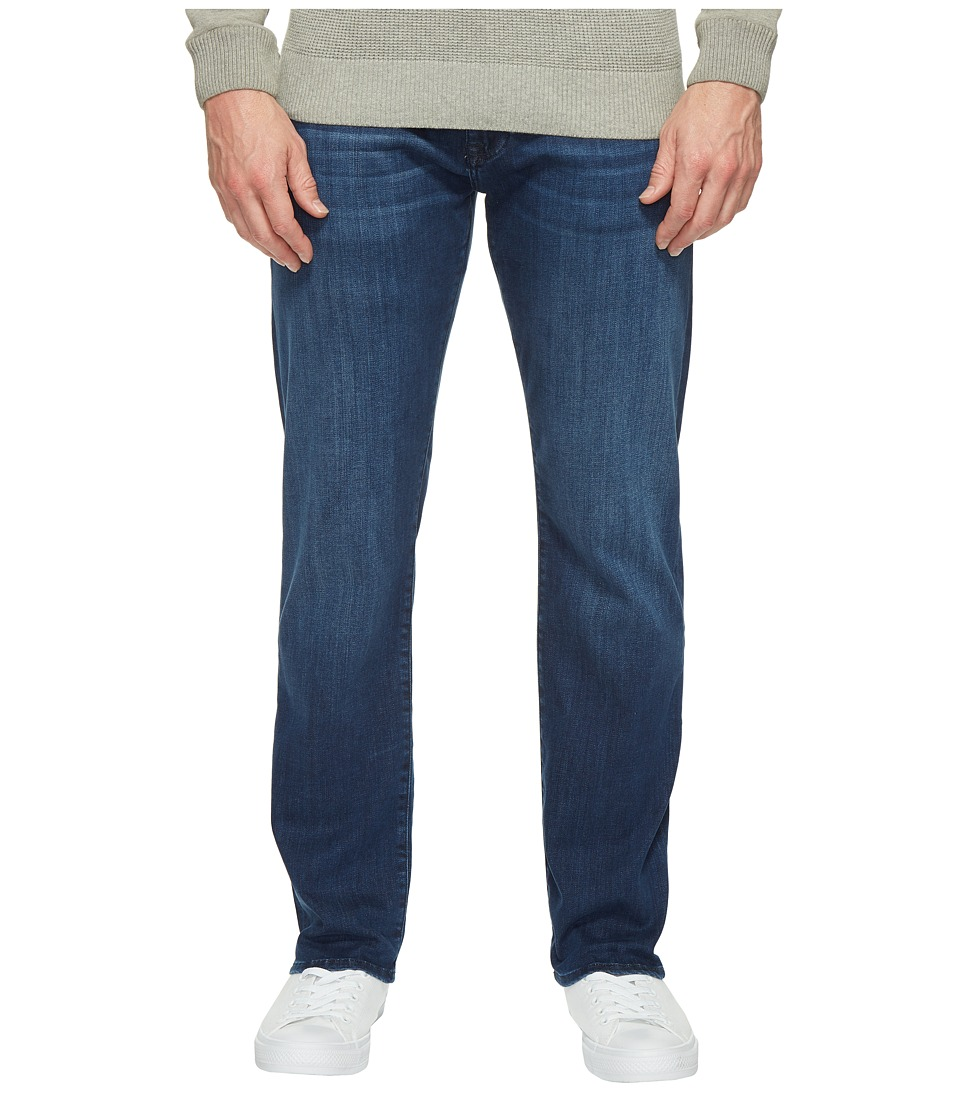 Mavi Jeans - Zach Regular Rise Straight Leg in Mid Comfort Move